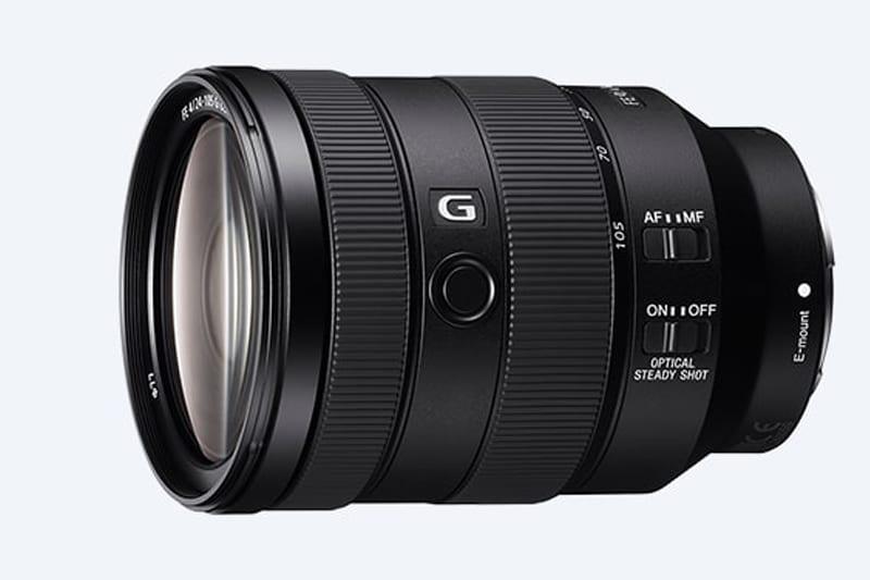 Sony FE 24–105 mm F4 G OSS Lens
