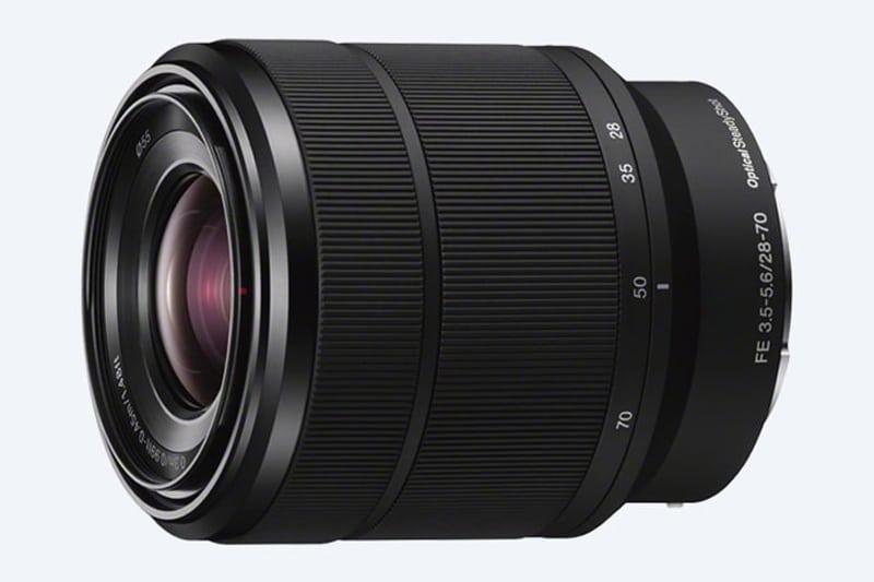 Sony FE 28–70 mm F3.5–5.6 OSS