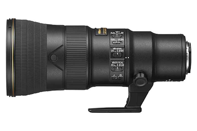 Nikkor 500MM F/5.6E PF ED VR