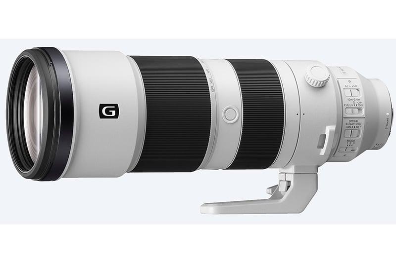 Sony FE 200–600 mm F5.6–6.3 G OSS